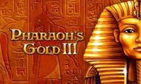 Слот-машина Золото Фараона 3